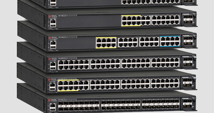 Managed Networks Switches